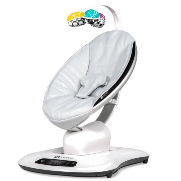 Cadeira Mamaroo 4.0 Classic Grey[36]