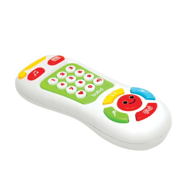 Controle Remoto Musical - Buba