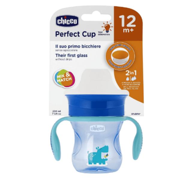 Copo 360 Perfect Cup 12m+ Menino - Chicco