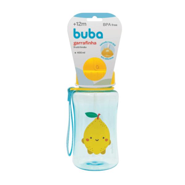 Garrafinha Frutti Limão - Buba