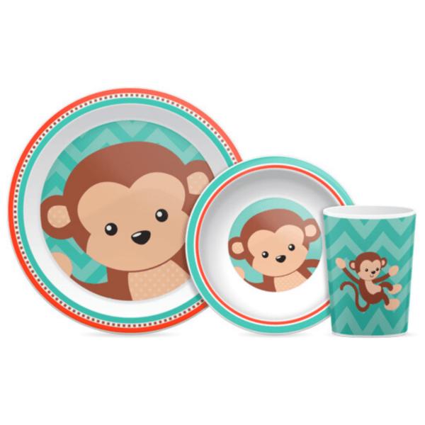 Kit Ref. Animal Fun - Macaco