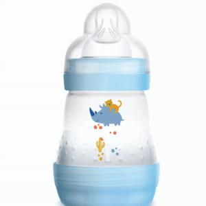 Mamadeira Easy Start 160ml - Azul - Mam