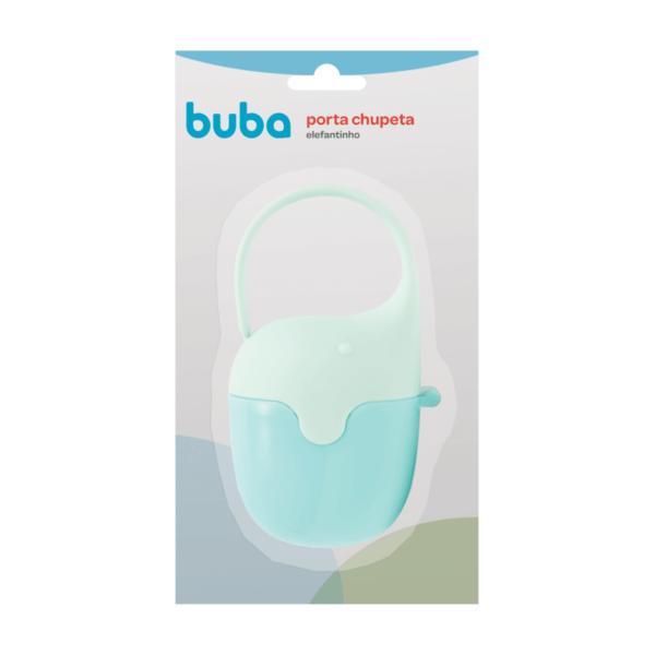Porta Chupetas Elefantinho - Buba