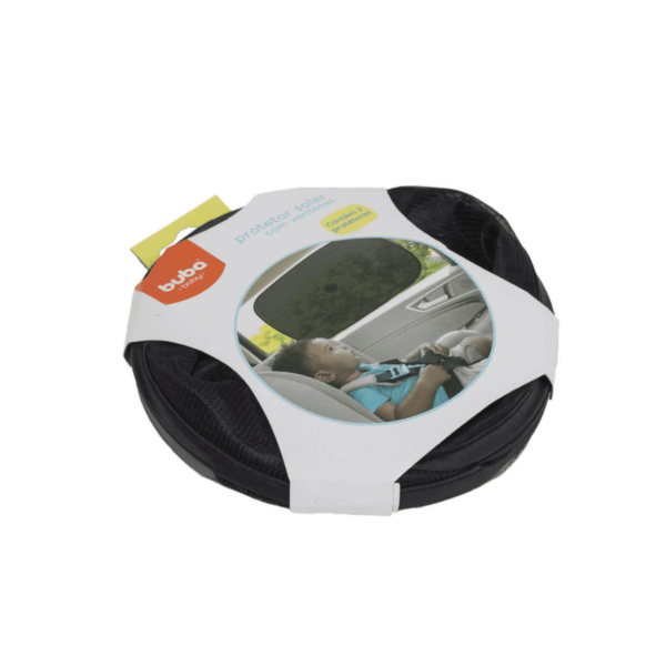 Protetor Solar  Para Carro Com Ventosas - 2 un - Buba