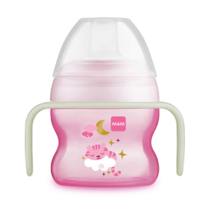 Copo Starter Night 150 ml - Rosa - Mam
