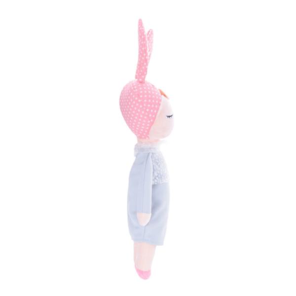 Boneca Angela Clássica Cinza 33cm - Metoo