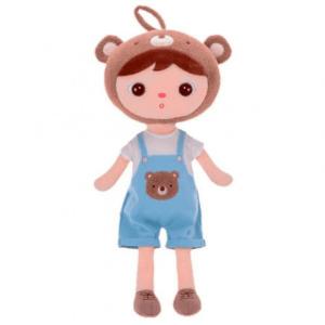 Boneca Jimbao Boy Bear 33 cm - Metoo