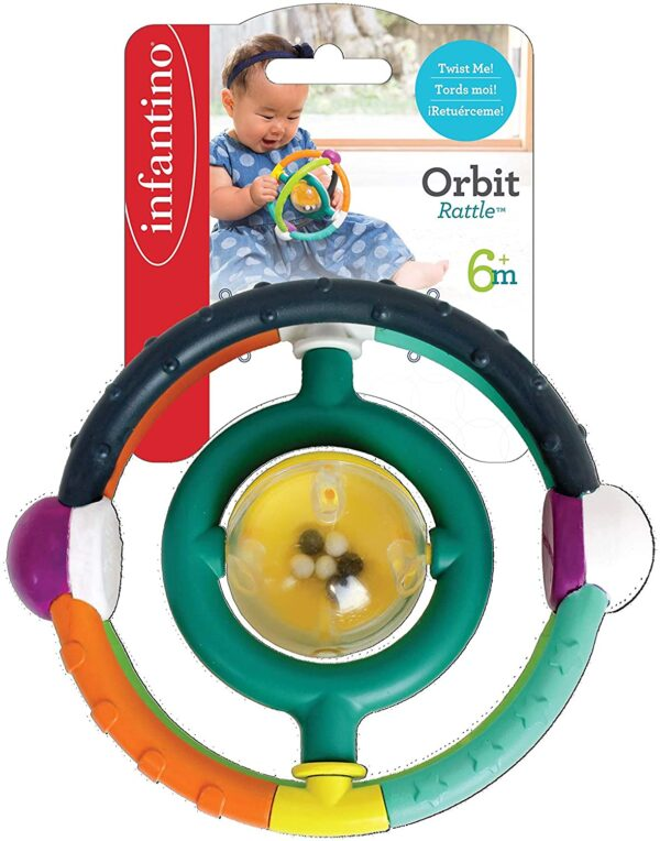 Chocalho Interativo Órbita - Infantino